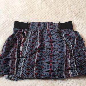 Charlotte Russe Mini Skirt Size S